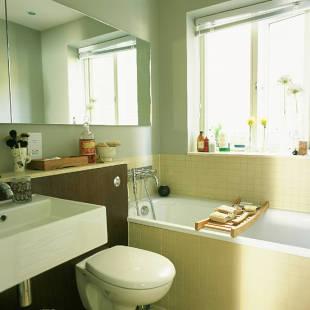 i bagni delle case specialmente quelle di nuova costruzione si fanno sempre pi piccoli pochi metri quadri da sfruttare al massimo per cercare di farci