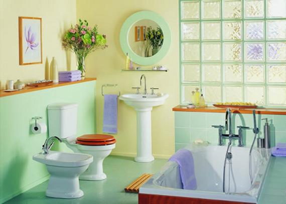 Bagnocolorato - Abbellire il bagno ...