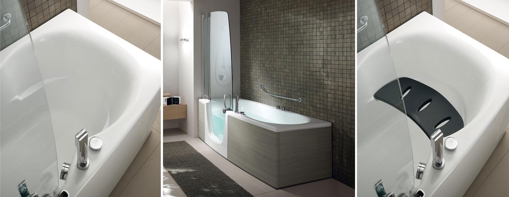 Bagno casa for Teuco doccia